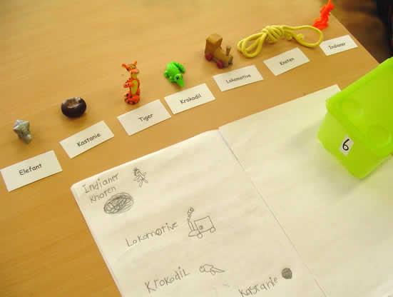 Montessori-Material